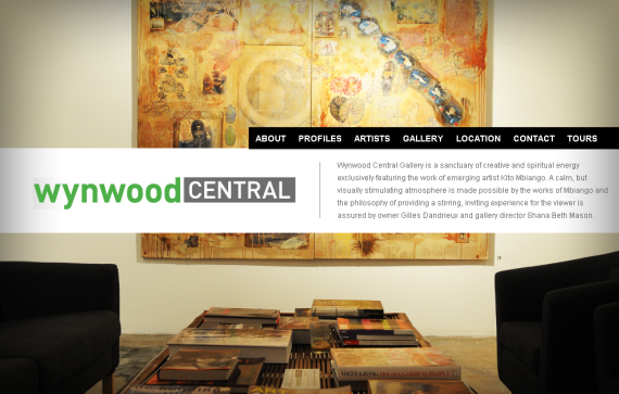 Wynwood Central: Homepage